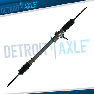 Complete Manual Steering Rack And Pinion Assembly 1994 1997 Ford Aspire Festiva