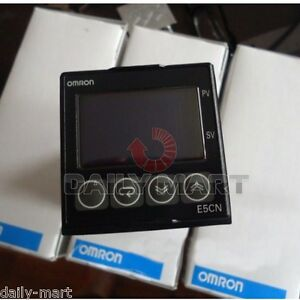 Omron Temperature Controller E5cn ct E5cnct 100 240vac New In Box Nib Free Ship