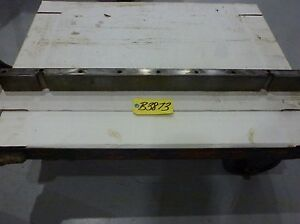 Work Holding Mounting Plates steel Multi Threaded 38 X 3 X 2