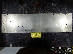 Work Holding Mounting Plates Multi Threaded 34 X 9 1 8 X 1 4