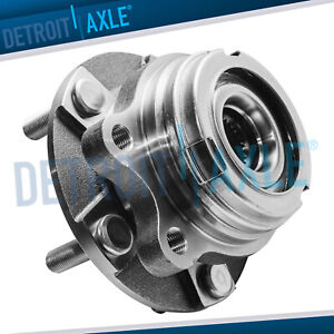 2 5l Front Wheel Bearing Hub Assembly For 2007 2008 2009 2012 Nissan Altima