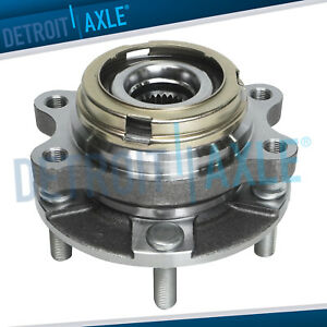 Front Wheel Hub Bearing Fits 2004 2009 Nissan Quest 2003 2007 Nissan Murano