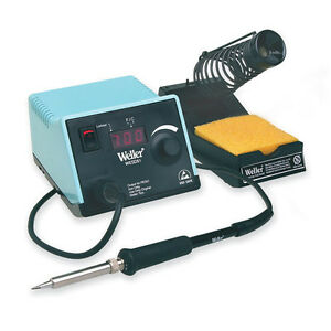 Weller Wesd51 Digital Soldering Station W iron 50 Watt Comes With Extra Eta Tip