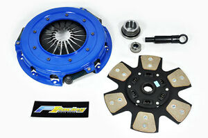 Fx Stage 3 Clutch Kit Ford Mustang 10 5 Disc Tremec 26 Spline Tranny Swap