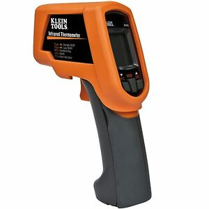 Klein Tools Ir3000 30 1 Dual Laser Infrared Thermometer New W Case