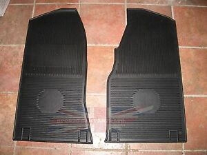 New Set Of Amco Style Rubber Floor Mats Mgb 1963 1967