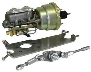 1949 51 Mercury Merc Fullsize Car Power Brake Booster Kit