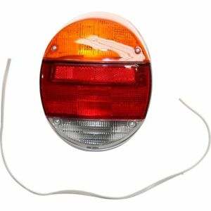 1973 79 Vw Bug Vw Super Beetle Tail Light Assembly Left Or Right Vw Thing