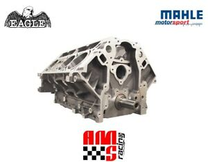 Ams Racing Gm Chevy Ls Ls1 Ls6 383 Ci Stroker Forged Short Block