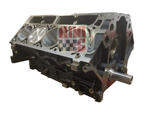 Ams Racing Iron Ls Vortec 4 8l 5 3l 383 Ci Forged Stroker Short Block Mahle
