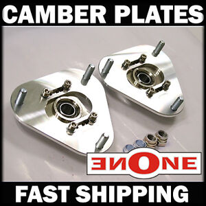 Mk1 Pillowball Adjustable Camber Kit Plates 00 05 Celica Gt Gts For Coilover Kit
