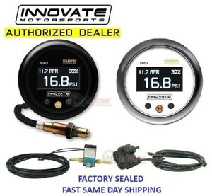 Innovate Scg 1 Wideband Gauge And Boost Controller Combo Afr Air Fuel Uego 3882