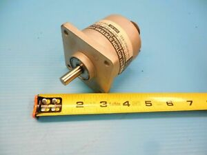Bei Motion Sysyems Xh25d Ss 400 Abzc 8830 Led Em18 Encoder Industrial Made Usa