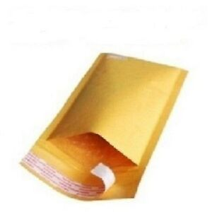 50 7 14 1 4 X 20 Kraft Bubble Padded Envelopes Mailers