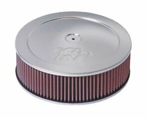 K N Filters 60 1180 Custom Air Cleaner Assembly