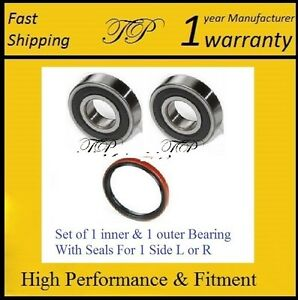 1992 1994 Geo Metro Front Wheel Hub Bearing Seal Except Lsi