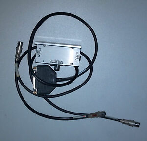 Connecting Module For Eg g 7260 Dsp Lock in Amplifier With Light Chopper 197