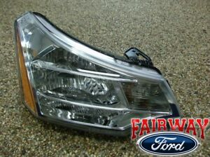 08 09 10 Focus Oem Genuine Ford Parts Right Passenger Head Lamp Light New