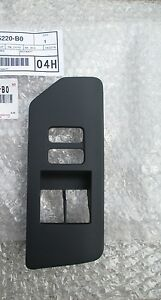 12 14 Toyota Fj Cruiser Driver Master Power Window Switch Bezel Trim Oem New
