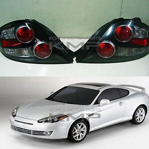 Oem Genuine Parts Rear Light Tail Lamp Lh Rh For Hyundai 2007 08 Tiburon Tuscani