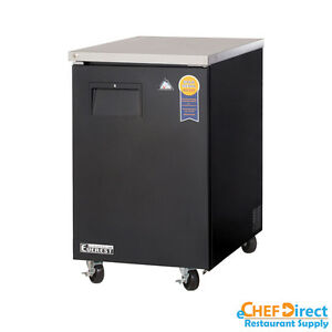 Everest Ebb23 23 Back Bar Cooler