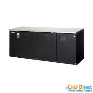 Everest Ebb90 90 Back Bar Cooler