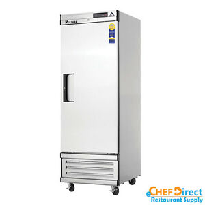 Everest Ebr1 27 Single Door Reach in Refrigerator