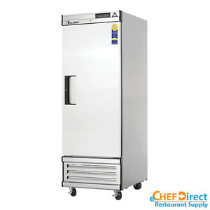 Everest Ebf1 27 Single Door Reach in Freezer