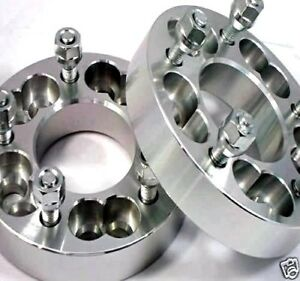 4 Wheel Adapters 5x4 5 To 5x4 75 1 25 Inch 32mm 12x1 5 5x114 To 5x120