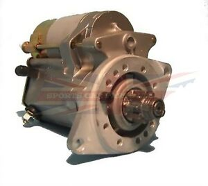 New Gear Reduction Starter For Austin Healey Sprite Bugeye Frogeye Sprite