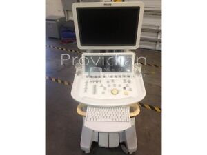 Philips Ie33 F cart With S5 1 L12 5 Pure wave Cardiac vascular Transducers
