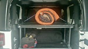 Dub Hub Vehicle Storage Organizer For Jeep Wrangler suv