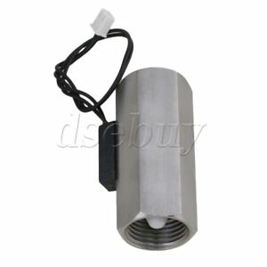 G1 2water Flow Switch Magnetic Stainless Steel Water Sensor Fs 09 type2