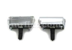 Alfa Romeo 2600 Front Light Clear Set New