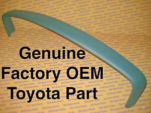 Toyota Pickup Truck Top Dash Pad Trim Bezel Brand New Oem Blue 1989 1995