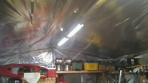 1000 Sqft Of Radiant Shield Solar Foil Reflective Nasa Insulation Barrier