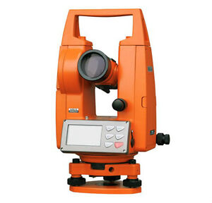 Djd20 e Electronic Theodolite Geodetic Surveying Instrument With 20 Accuracy