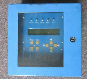 Ogi Oil Gas Instruments Inc Model Vs 1 Vs Ac Variable Speed Controller