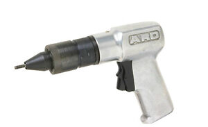Brand New Aro Model Akpt6p616 Pneumatic Tool 3 8 16 Thread 600 Rpm W mandrel
