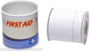 Waterproof Adhesive Tape Tricut Spool 1 2 5 8 7 8 X 5 Yds 48 Rolls Ms15175