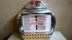 Coca - Cola Juke Box Cookie Jar 2000 Gibson Design Coca-Cola Company