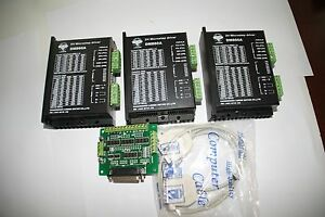 3axis Stepper Motor Driver Dm860a Controller Peak 7 8a 256micsteps Cnc Longs
