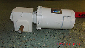 Lesson 1 3hp 12 volt Dc Motor And Grove Gear Flexaline Speed Reducer Bmq218 30 1