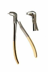 Dental Temporary And or Permanent Crown Splitter Remover Forceps