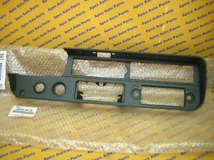 Toyota Pickup Wood Grain Factory Truck Dash Bezel Trim New Oem 1982 1983