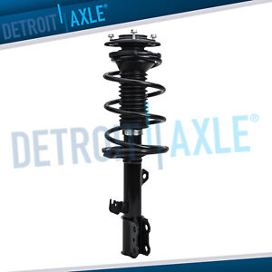 Fit 2003 2008 Toyota Corolla Front Left Quick Install Strut W Spring Mounts