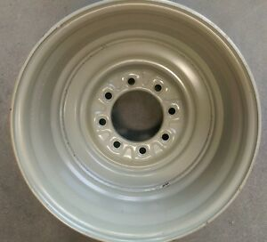 Hmmwv Humvee Wheel Non ctis 16 5 One Piece Hummer H1 6002010