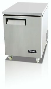 Migali C u27f New Under counter Freezer
