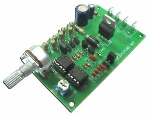 Dc Motor Speed Control Hho Pwm 12 50vdc 5a Freq 50hz To 100khz Unassembled Kit