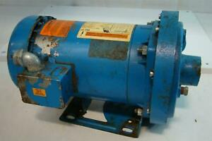 Itt Coulds Centrifugal Pump 2hp Emerson Motor 208 230 460v R6131330